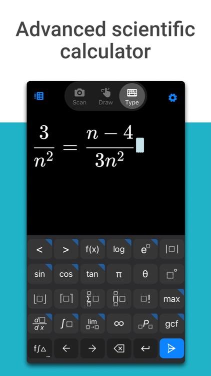 Microsoft Math Solver - HW app screenshot-3