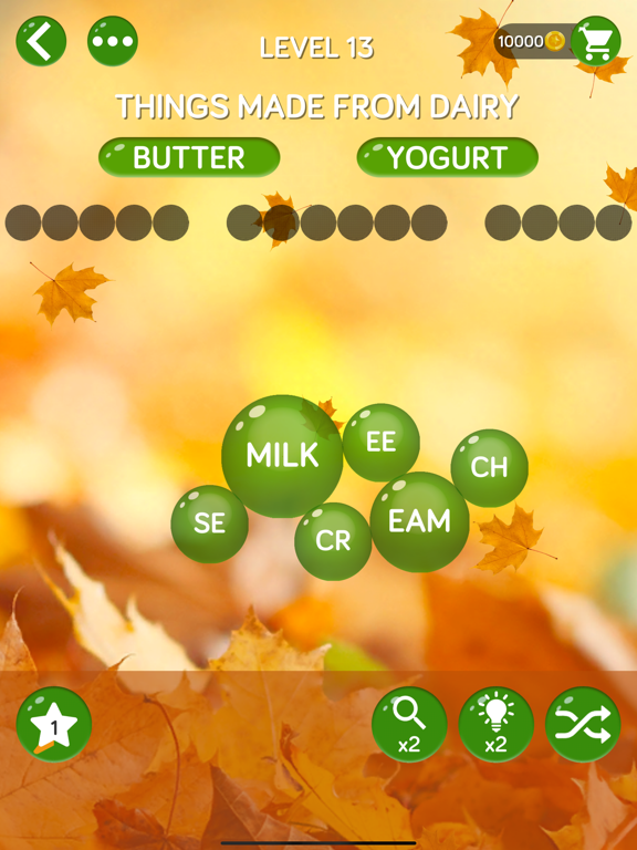Word Pearls: Word Games screenshot 7