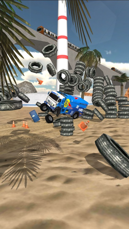 Stunt Truck Jumping screenshot-3