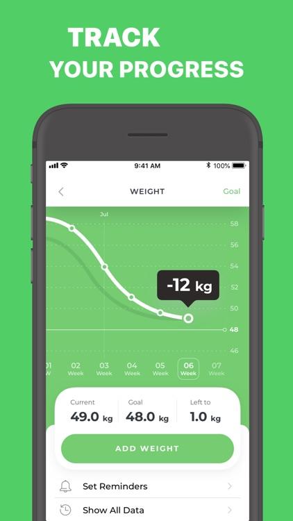 Weight Loss: At-Home Workouts screenshot-3
