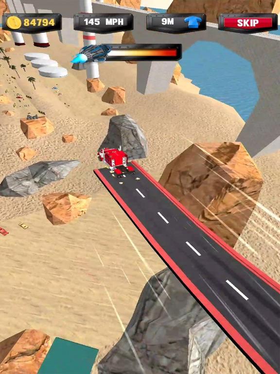 Stunt Truck Jumping screenshot 8