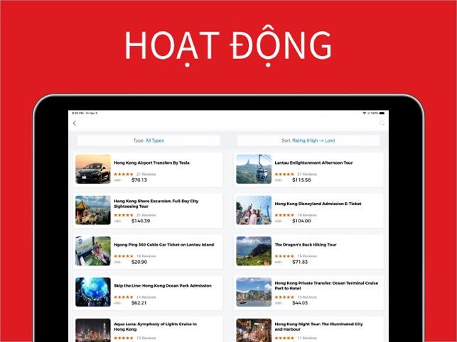 Hồng Kông hướng dẫn du lịch
