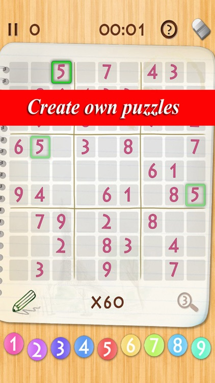 Sudoku - Titan screenshot-3