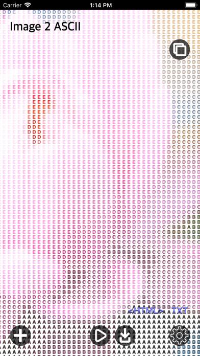 Image 2 ASCII Art - 窓用
