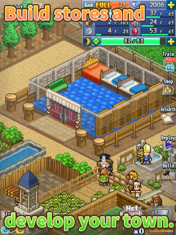 Kingdom Adventurers screenshot 6