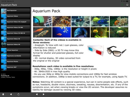 Aquarium Pack screenshot 7