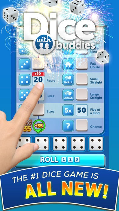Dice With Buddies: Social Game Screenshot