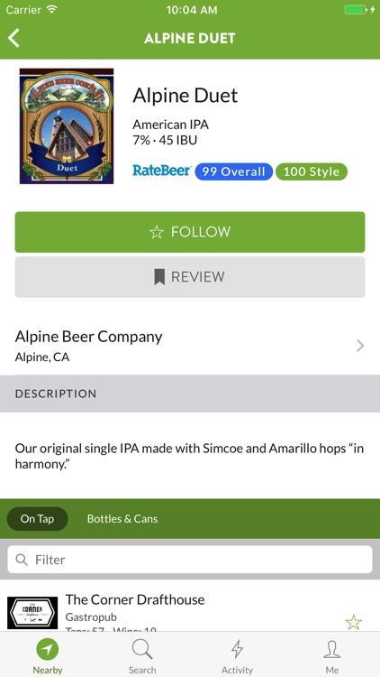 TapHunter - Find Beverages screenshot-3