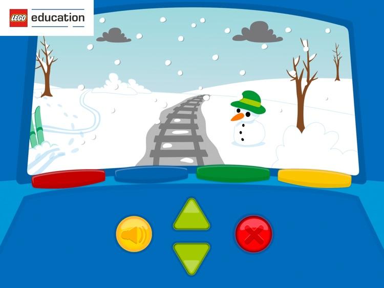 Coding Express LEGO® Education screenshot-4