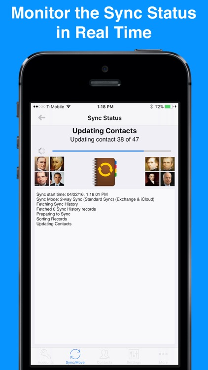Contacts Mover Pro screenshot-3