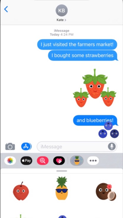 Fabulous Fruit screenshot 1