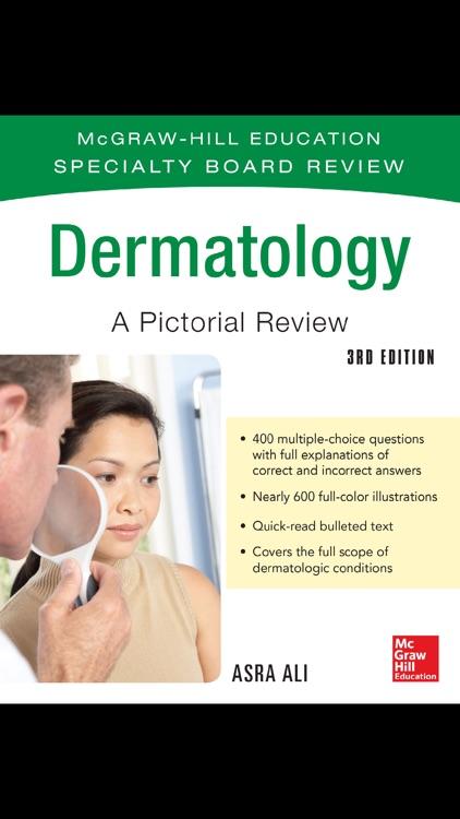 Dermatology A Pict. Review 3/E