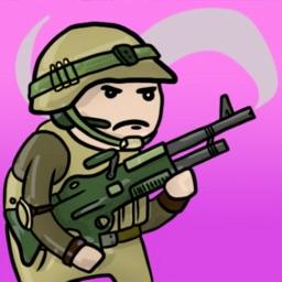 Run and Gun - shooting game