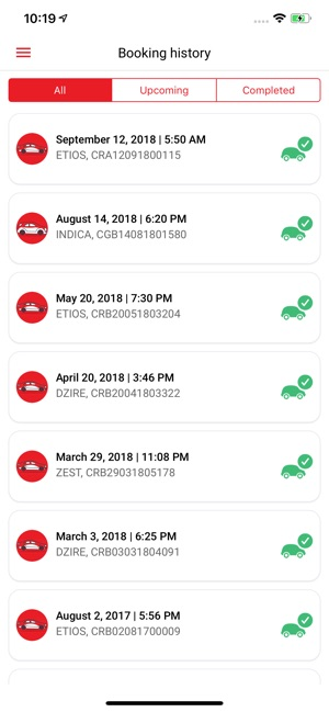 Red Taxi on the App Store