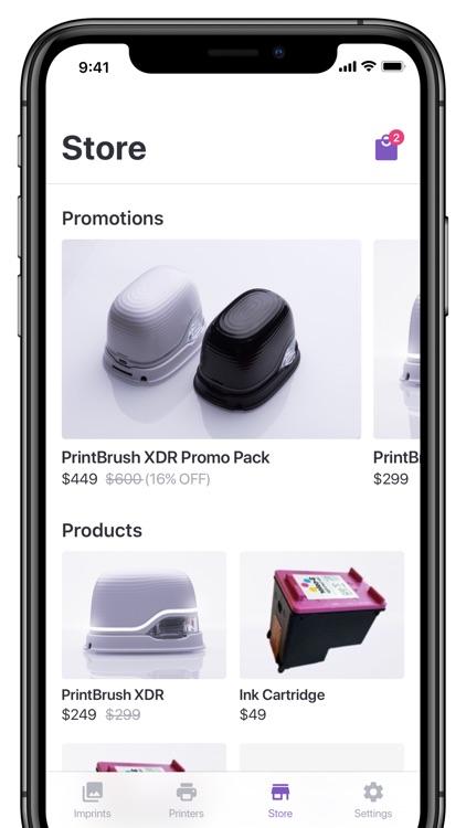 PrintBrush XDR screenshot-5