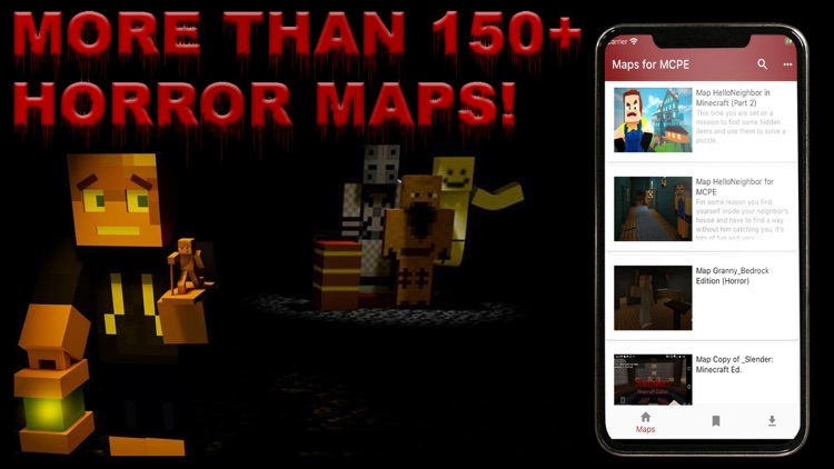 Best Horror Maps for Minecraft