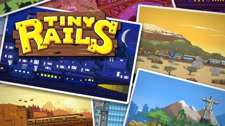 Tiny Rails screenshot-5