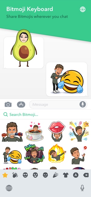 Bitmoji on the App Store