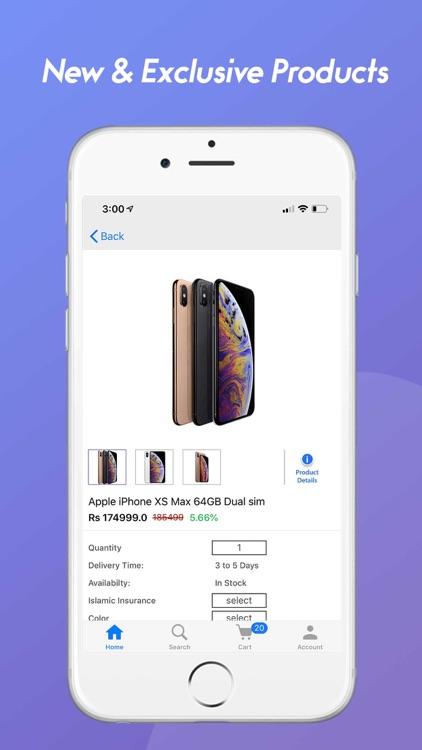 Telemart Online Shopping screenshot-3