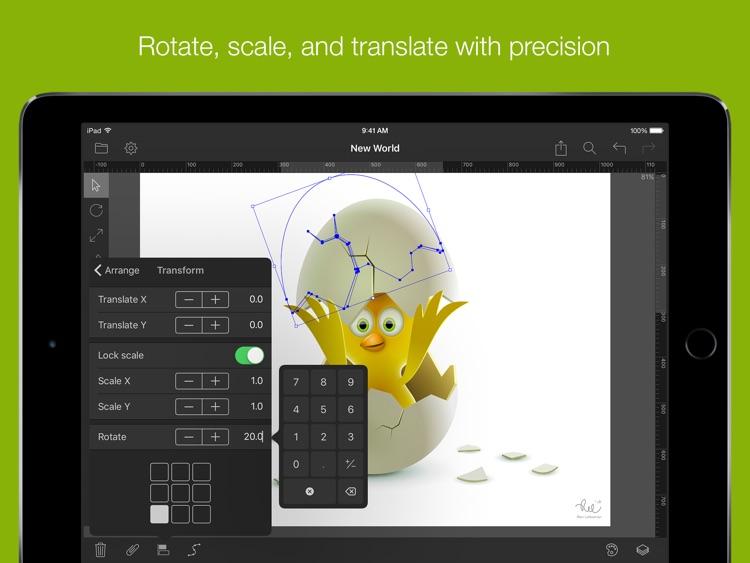 Bez - Vector Illustrator screenshot-4