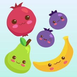 Kawaii Fruits And Vegetables