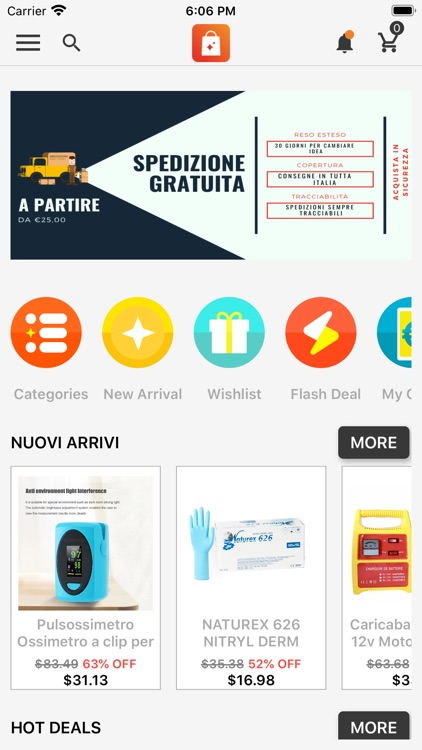 Scontimania.com: Shopping App