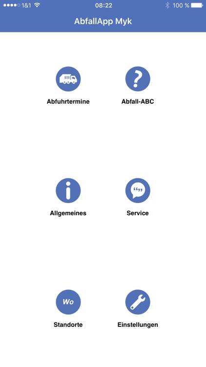 AbfallApp Myk
