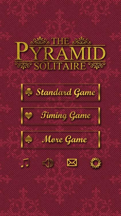 The Pyramid Solitaire screenshot-4