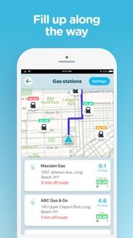 Waze Navigation & Live Traffic iphone images