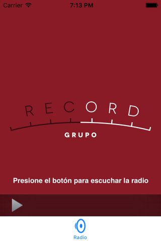 Grupo Record - náhled