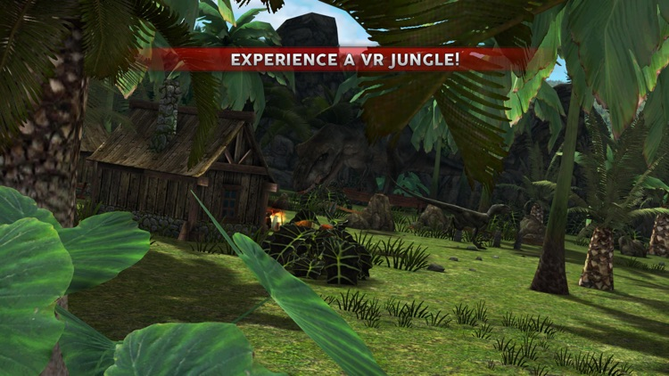Jurassic Virtual Reality (VR) screenshot-1
