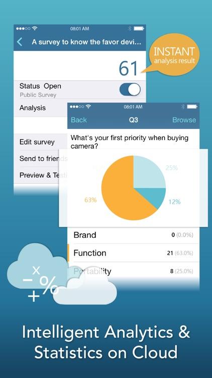 Asking - Mobile Survey Analyst