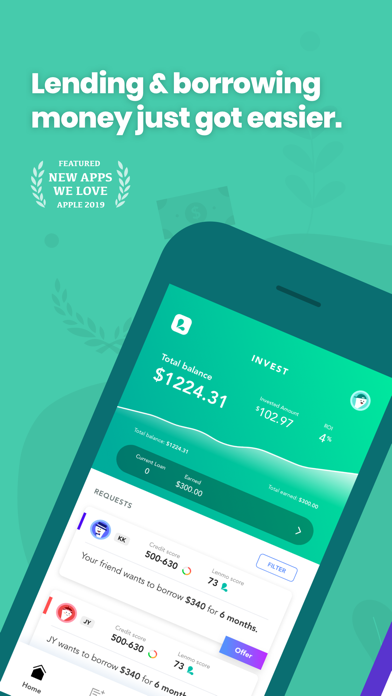 Top 10 Apps like SoLo Funds in 2019 for iPhone & iPad