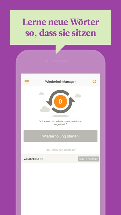 Screenshot for Babbel – Sprachen lernen in Germany App Store