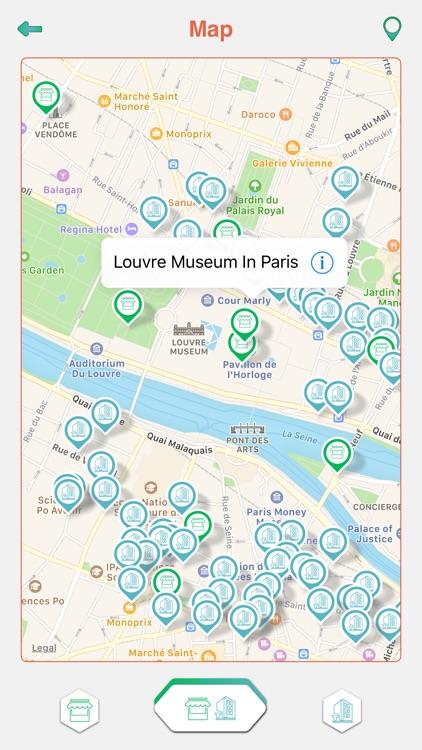 Louvre Museum Guide screenshot-3