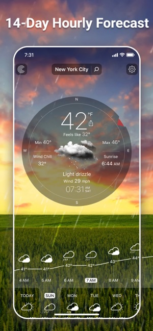 Weather Live On The App Store