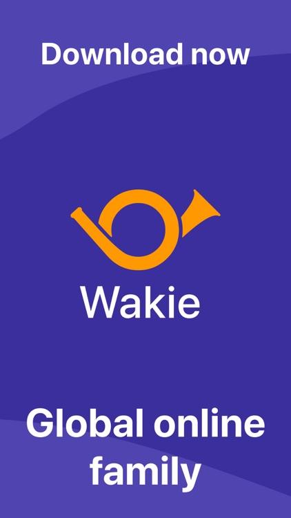 Wakie Chat: Talk to Strangers screenshot-6
