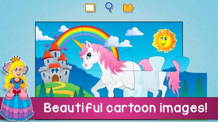Super Puzzle Kids Jigsaw Game screenshot-0
