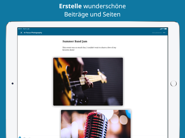 ‎WordPress Screenshot