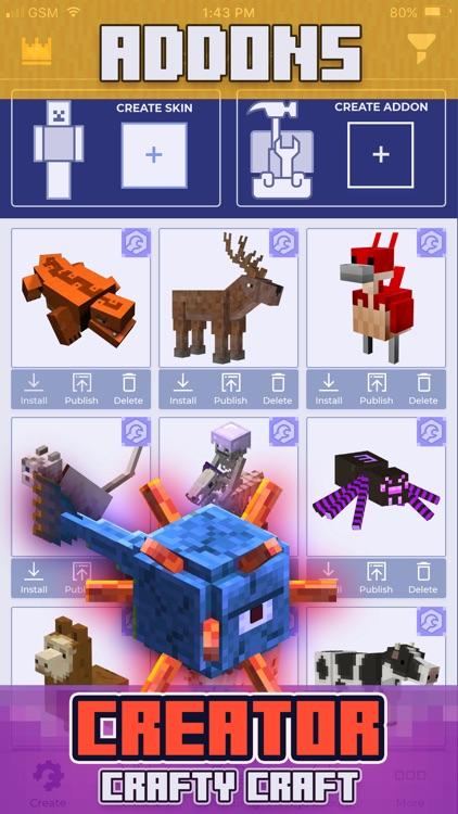Crafty Craft for Minecraft ™