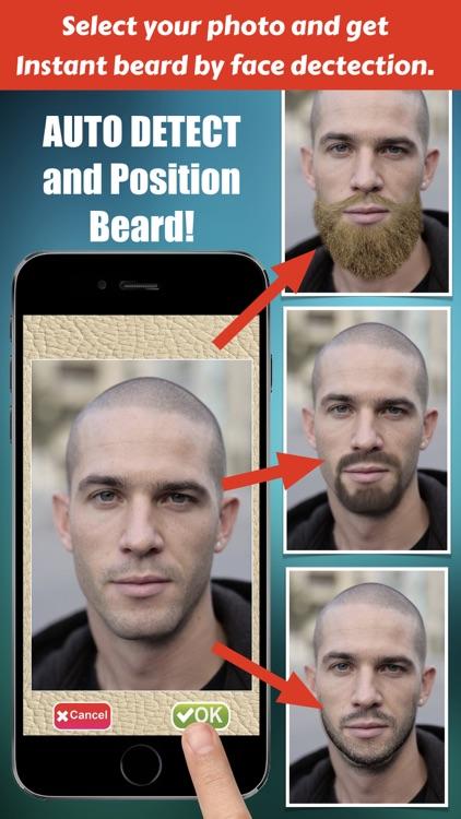 Beard Booth - Photo Editor App