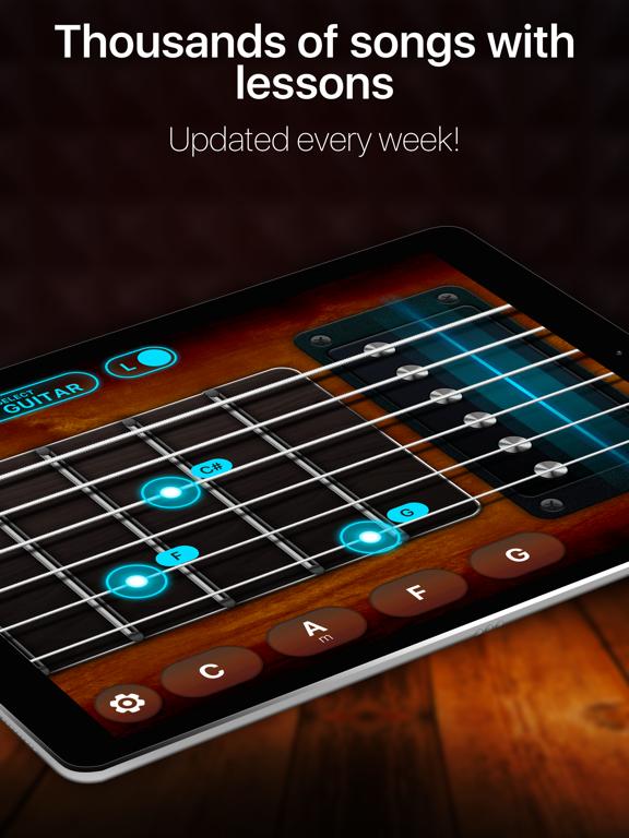 Guitar - real games & lessons screenshot 7