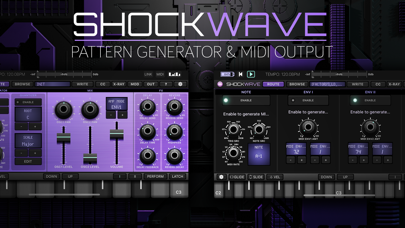 ShockWave - Synth Module