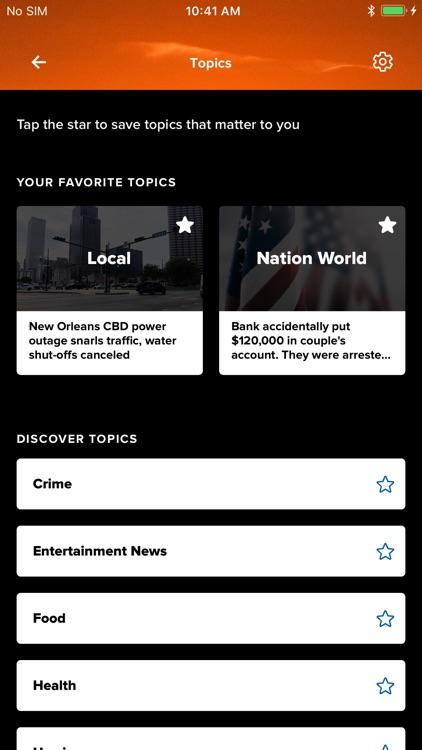 New Orleans News from WWL screenshot-3