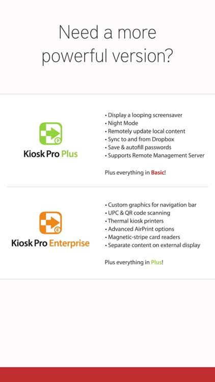 Kiosk Pro Basic screenshot-4
