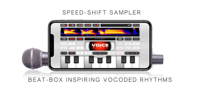 ‎Voice Synth