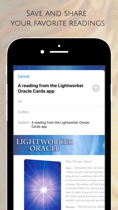 Lightworker Oracle screenshot 9