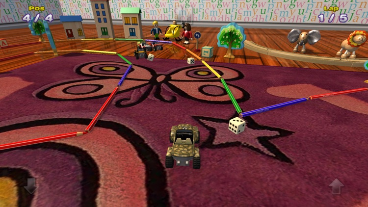 Playroom Racer 2