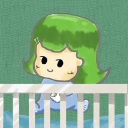 Green head baby King