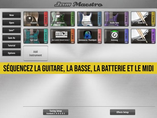 Screenshot #5 pour Jam Maestro Lite